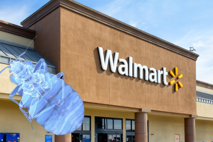 A Crazy Person Purposely Released Bedbugs in a Walmart at Least Twice