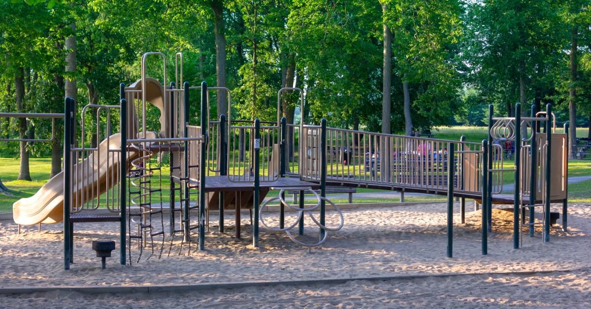 Wisconsin Teacher Poop Park