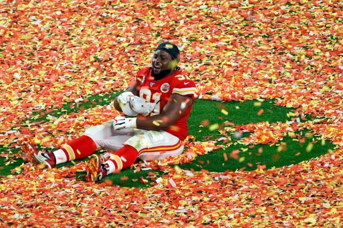Remember When Chiefs' Derrick Nnadi Celebrated The Super Bowl Win by Paying off Animal Shelter Adoption Fees?