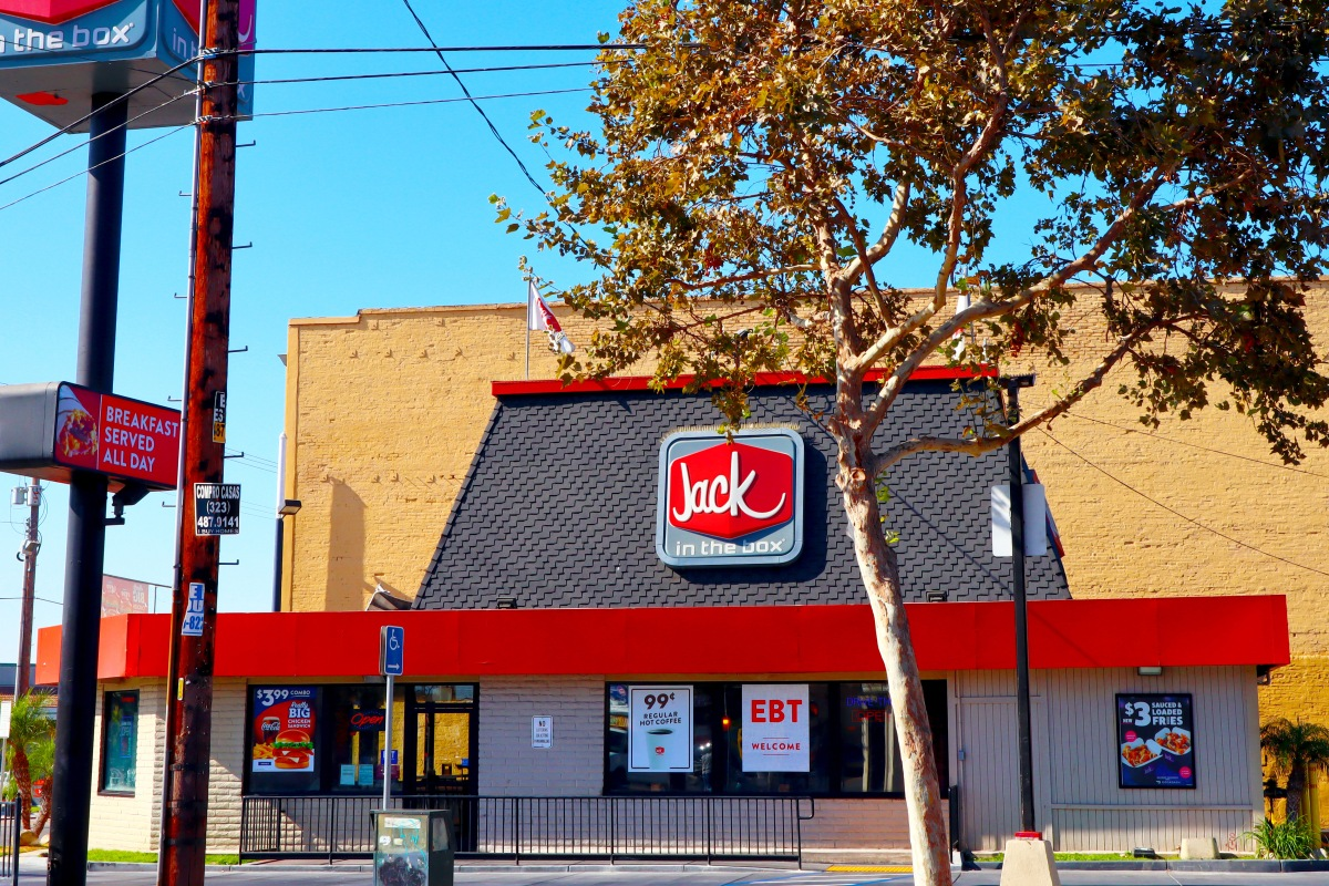 Jack in the Box robbery fail