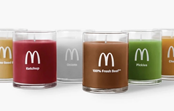 McDonald's Selling Quarter Pounder Scented Candles