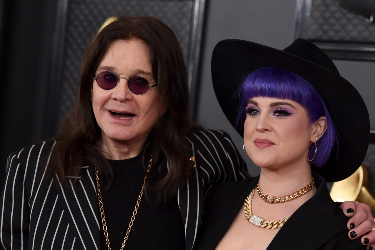 Ozzy Osbourne,Kelly Osbourne