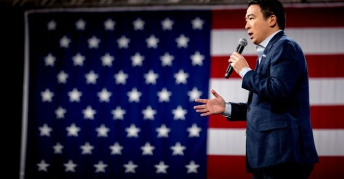 Andrew Yang Drops Out of 2020 Presidential Race