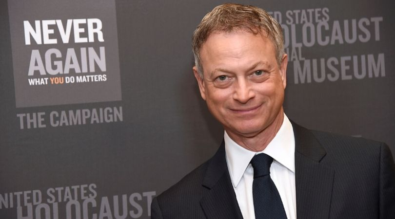 Gary Sinise Honored with Patriot Award For Years of Advocacy for Veterans