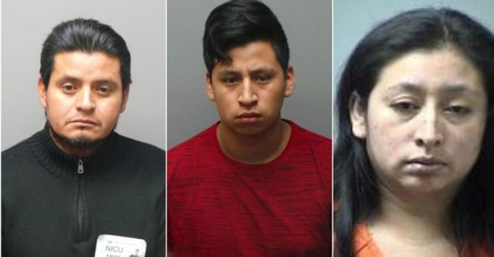 3 Relatives Charged After 11-Year-Old Gives Birth in Bathtub