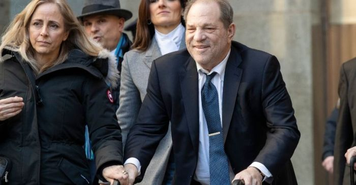 Harvey Weinstein Found Guilty of Rape, Acquitted of Top Sex Charges