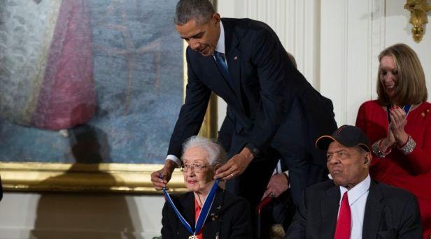 Katherine Johnson, Legendary NASA Mathematician, Dies at 101
