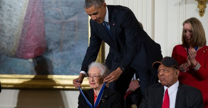 Katherine Johnson, Legendary NASA Mathematician, Dies at 101