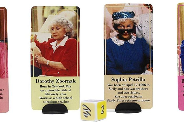 Put Your 'Golden Girls' Knowledge to the Test With This Trivia Game