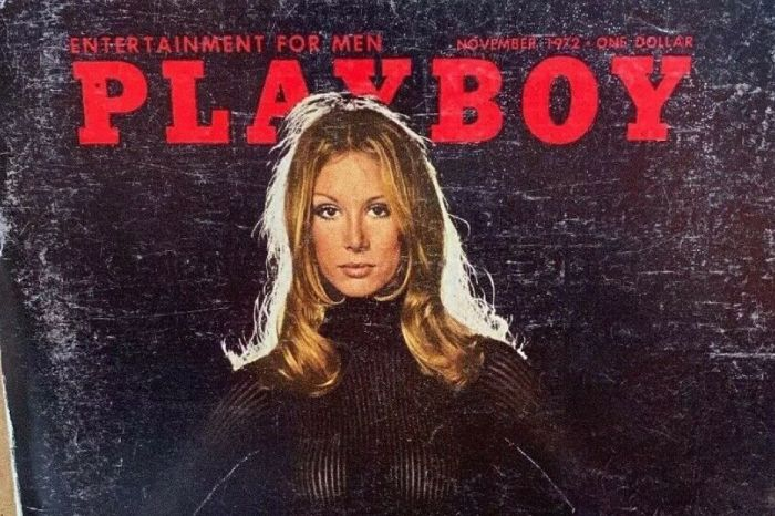 How the 1972 Issue of Playboy Magazine Changed Photo Copying and Became a Best-Seller