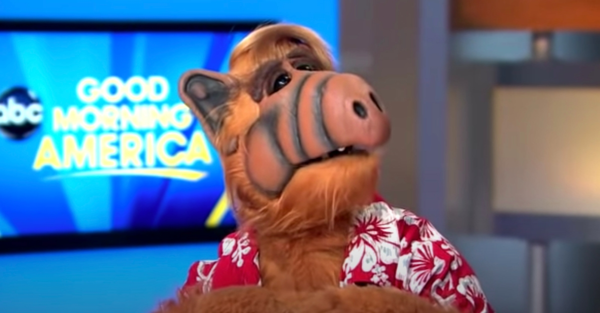 ALF Cast Then Now