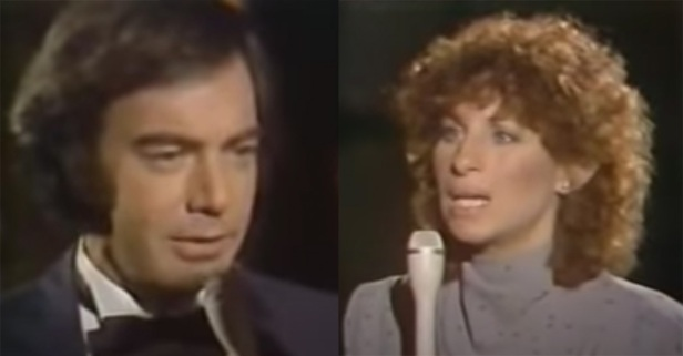 "Neil Diamond & Barbara Streisand's Classic ""You Don't Bring Me Flowers"" Started as a TV Theme Song"