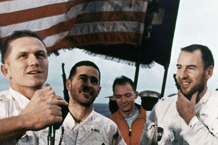 Apollo 8's 1968 Christmas Eve Message Matters Most with COVID-19 Mayhem on Our 'Good Earth'