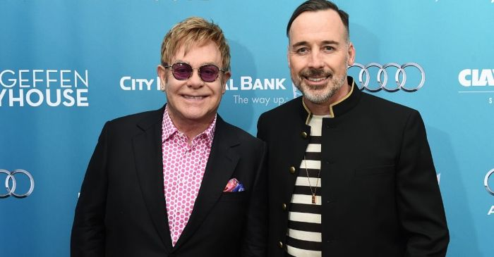 Elton John and Husband David Furnish Write Each Other Weekly Love Letters