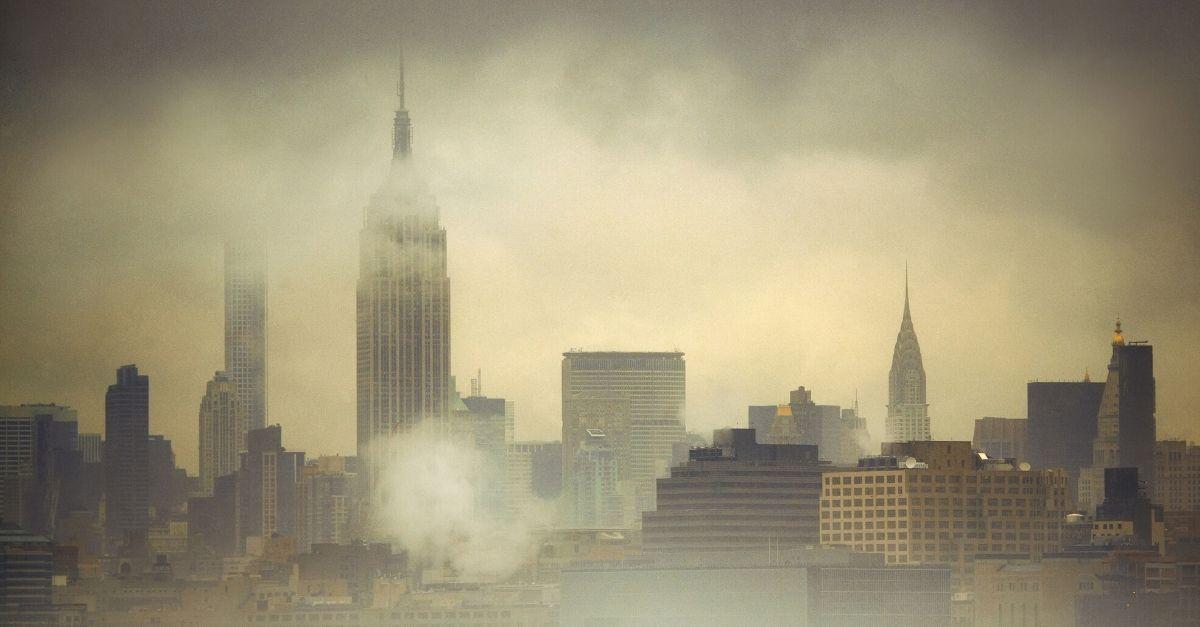 Remembering New York City's 1966 Smog Emergency