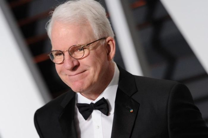 Steve Martin Married A Normal Woman and Became A Father In His Sixties!