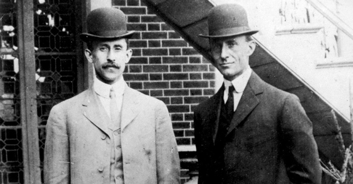 The Wright Brothers are the Epitome of the American Dream — They Soared All On Their Own
