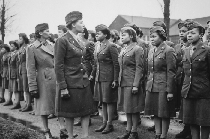 Charity Adams was the Highest Ranking Black Female Officer of WWII