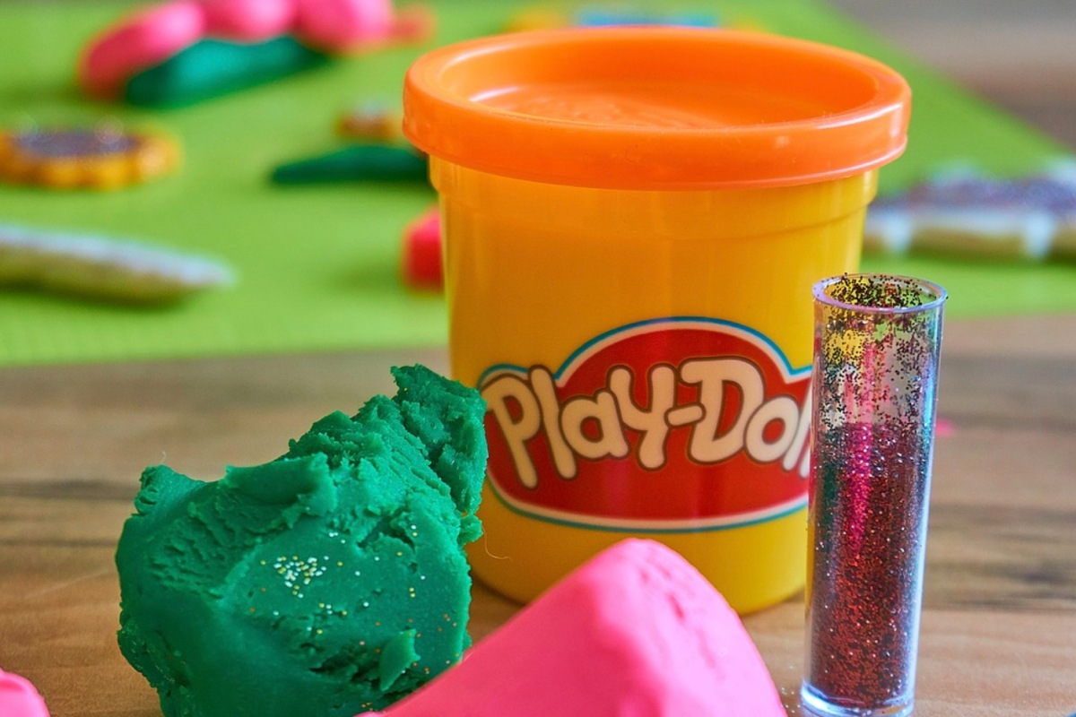 History of Play-Doh