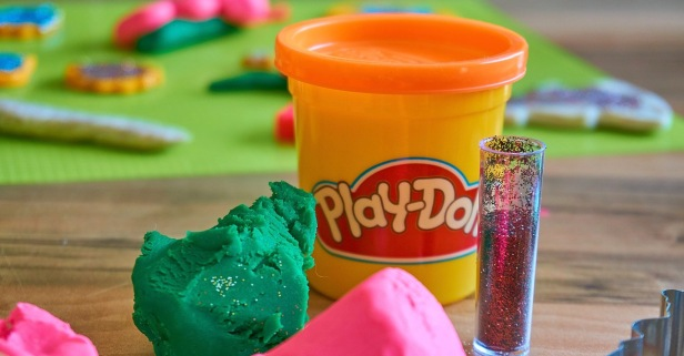 Play-Doh Was Originally a Wallpaper Cleaner