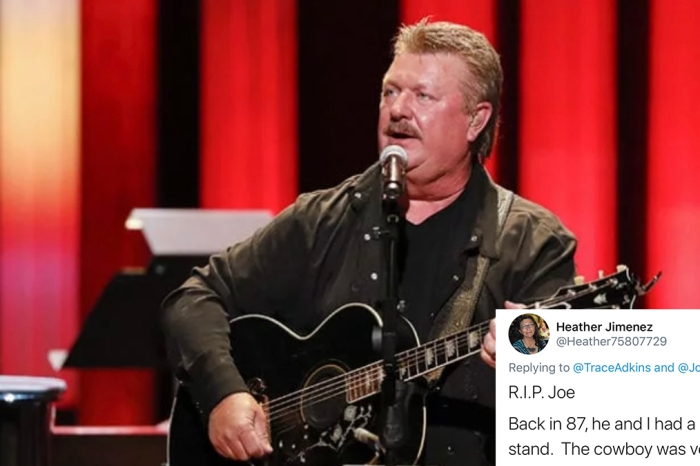 Woman, Uh, Quite Graphically Recalls One Night Stand with Country Star Joe Diffie on Twitter