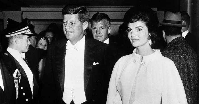 JFK's Sexual Preferences Revealed in Raunchy New Private Notes Up for Sale