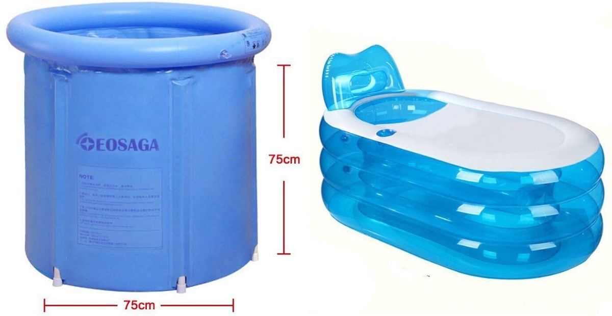 portable hot tubs