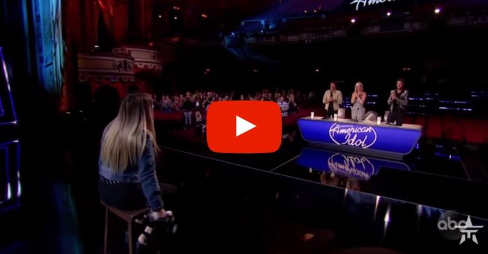 American Idol Contestant Suffers Seizure Onstage, Brings Judges to Tears
