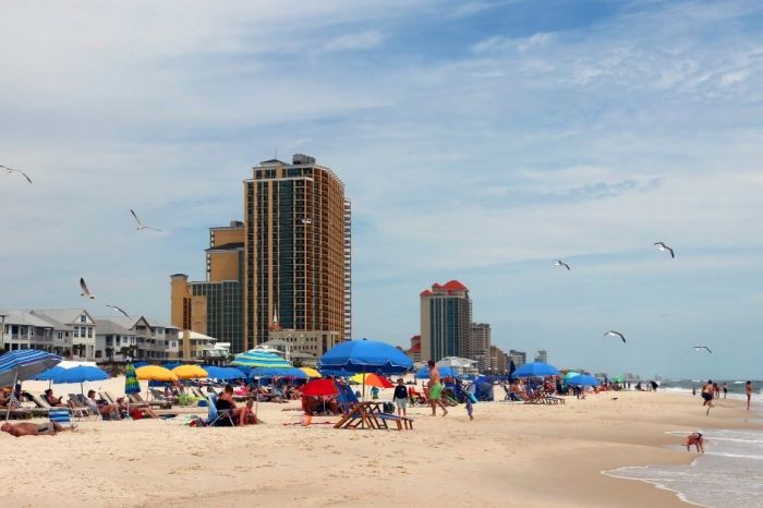 Reckless Alabama Spring Breakers Test Positive for Coronavirus