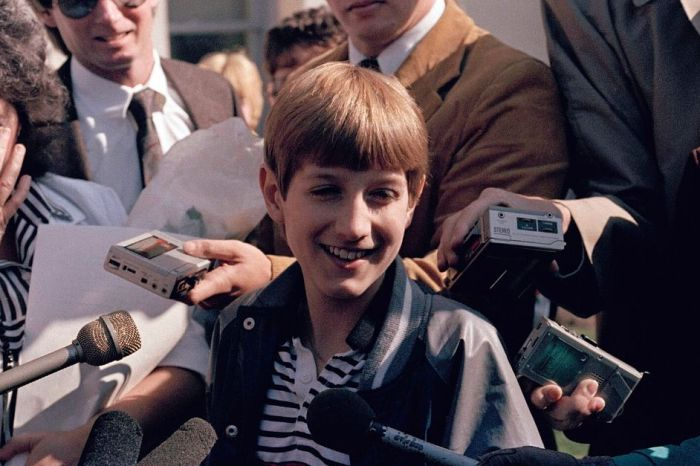 How Ryan White Helped End the AIDS Stigma