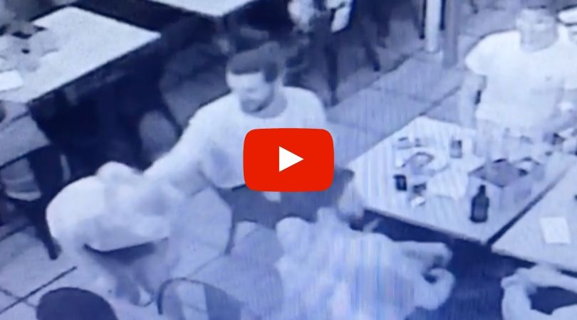 Waitress Shares 'Humiliating' Video of Man Grabbing Her Butt, Calls Him Out
