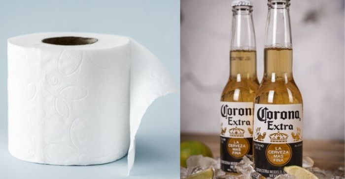Bar Offers 'Buy A Corona, Get A Free Roll Of Toilet Paper' Promo