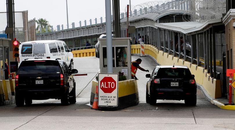 President Trump Announces U.S.-Mexico Border Closure Amid Coronavirus Spread