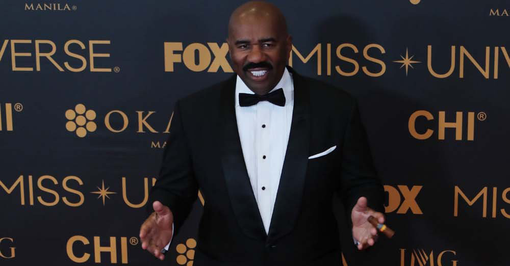Steve Harvey Second Wife