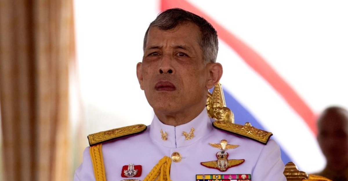 Thai King Harem