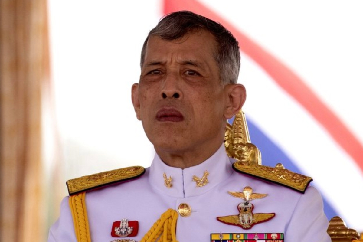 Thai King Harem