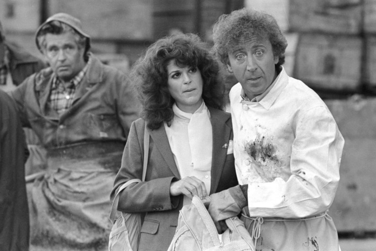 Gene Wilder Private Life
