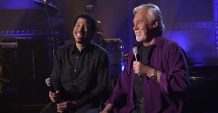 Lionel Richie and Kenny Rogers' Friendship Throughout the Years is Inspiring and Sweet