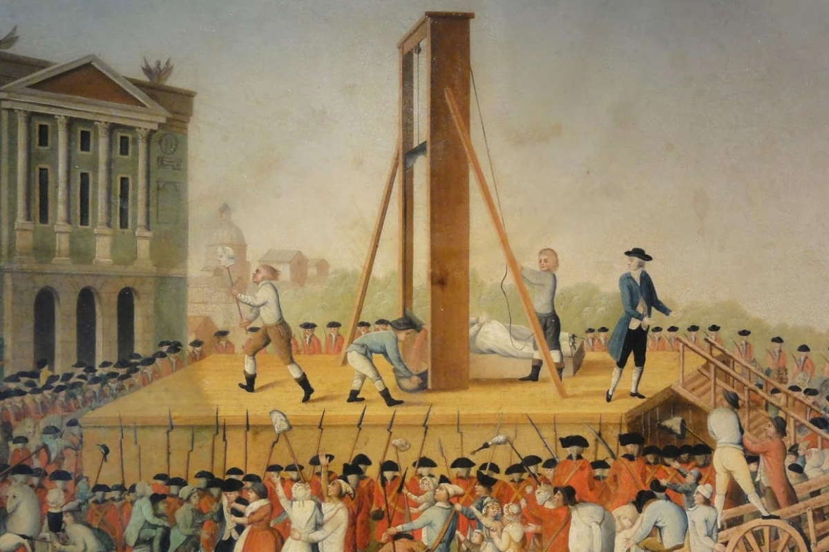 Marie Antoinette Execution