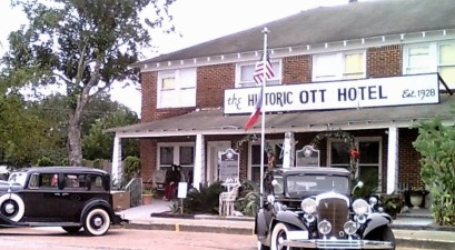 The Historic Ott Is One Of The Most Haunted Hotels In Texas