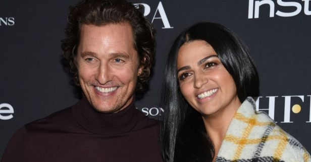 Matthew McConaughey Fell in 'Love at First Sight' With Camila Alves