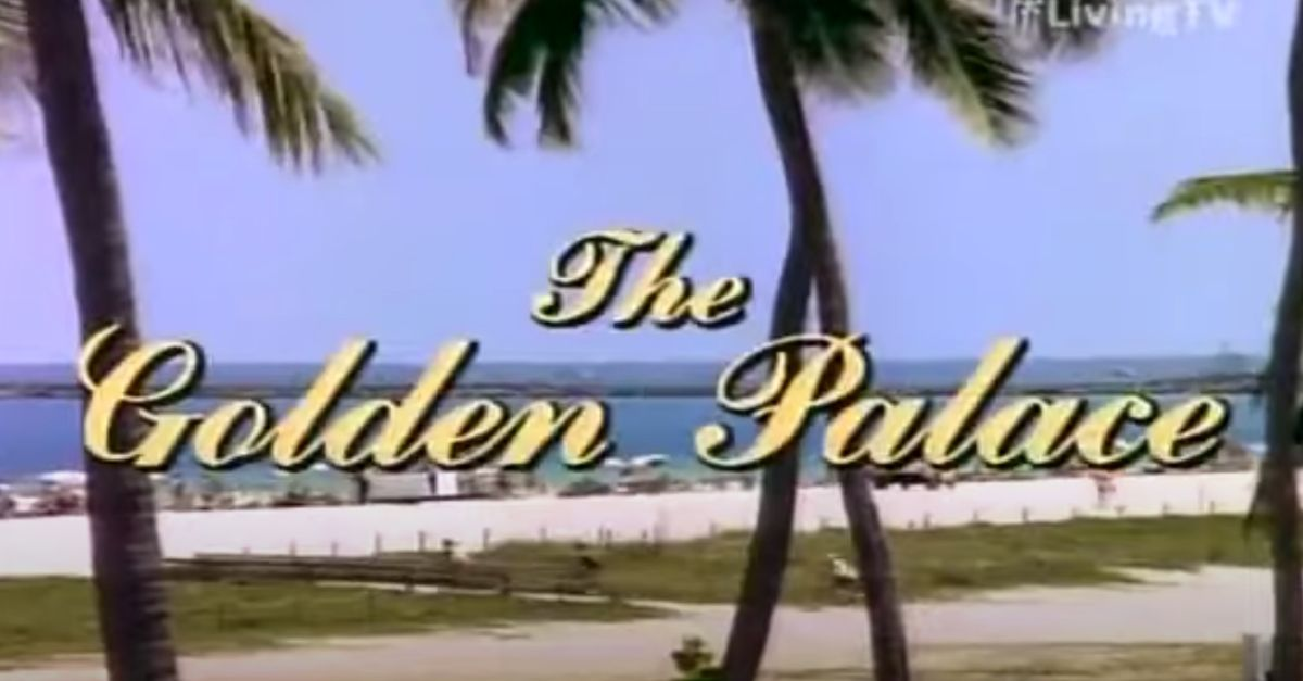 'The Golden Palace': Do You Remember 'The Golden Girls' Spin-Off?