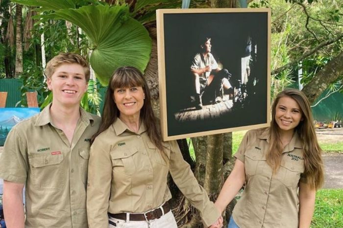 Terri Irwin Made a Loving Pact With Husband Steve Irwin Before His Death