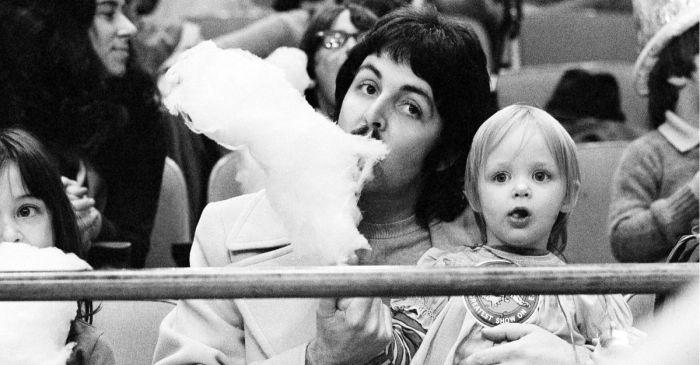 Paul McCartney's Children Look Exactly Like the Legend Himself