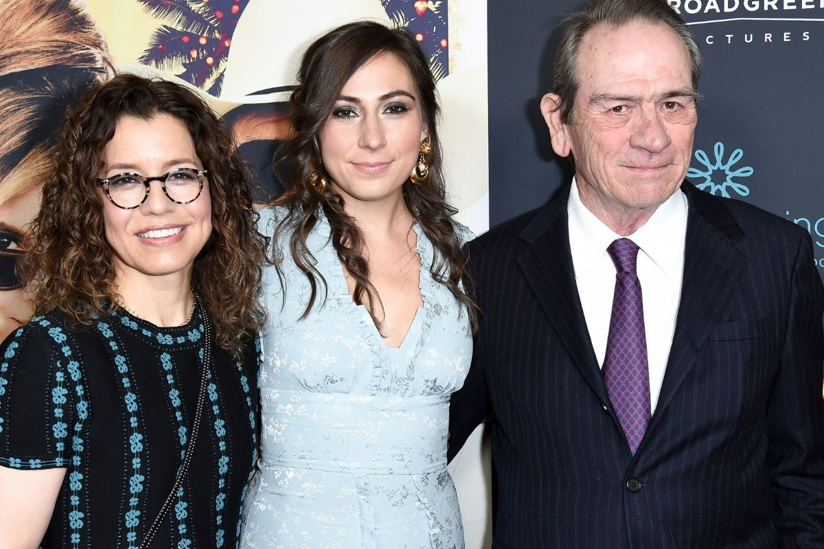Tommy Lee Jones Fired His Daughter From a Movie