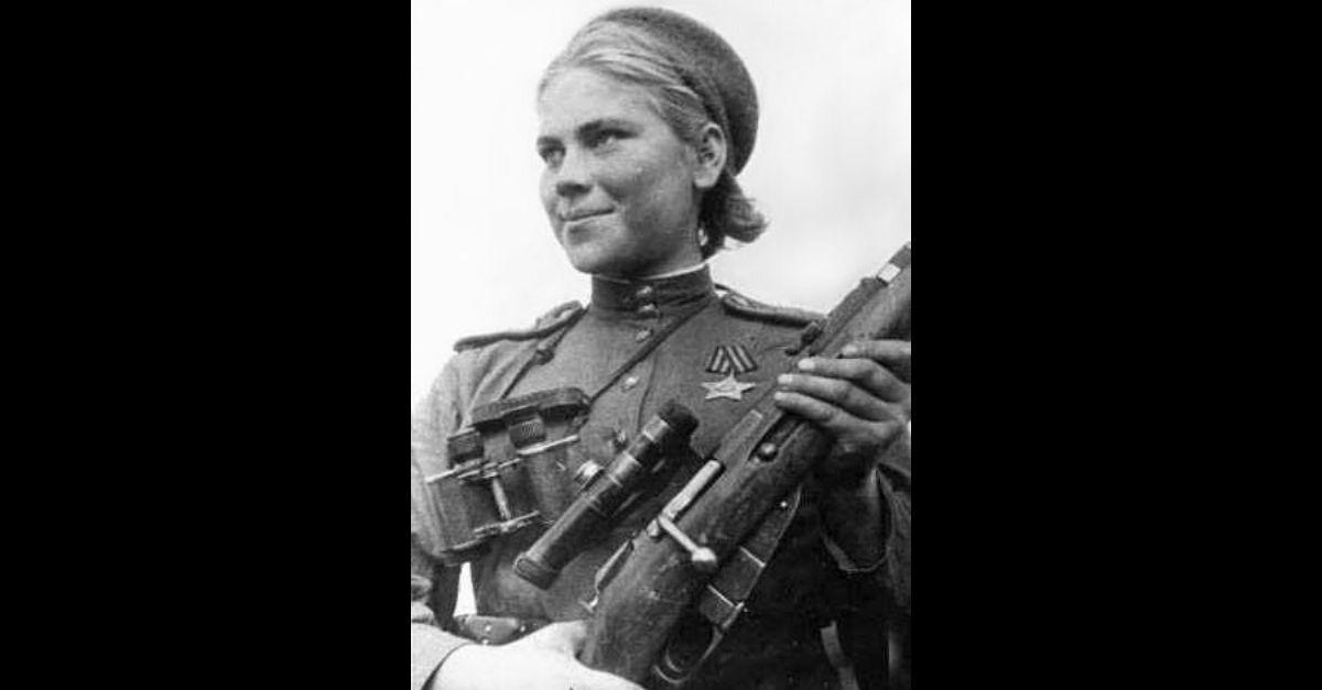 Roza Shanina: The Soviet Sniper Who Killed Up to 59 Nazi's