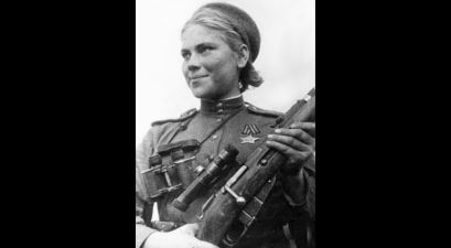 Roza Shanina: The Soviet Sniper Who Killed Up to 59 Nazi's