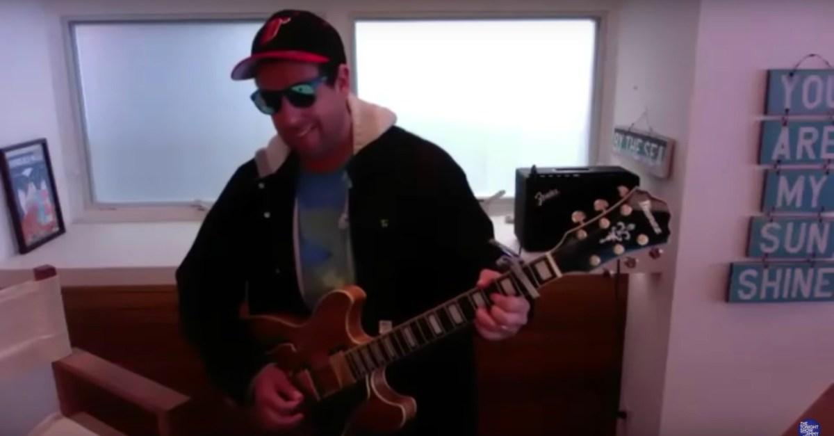 Adam Sandler Quarantine Song Lyrics
