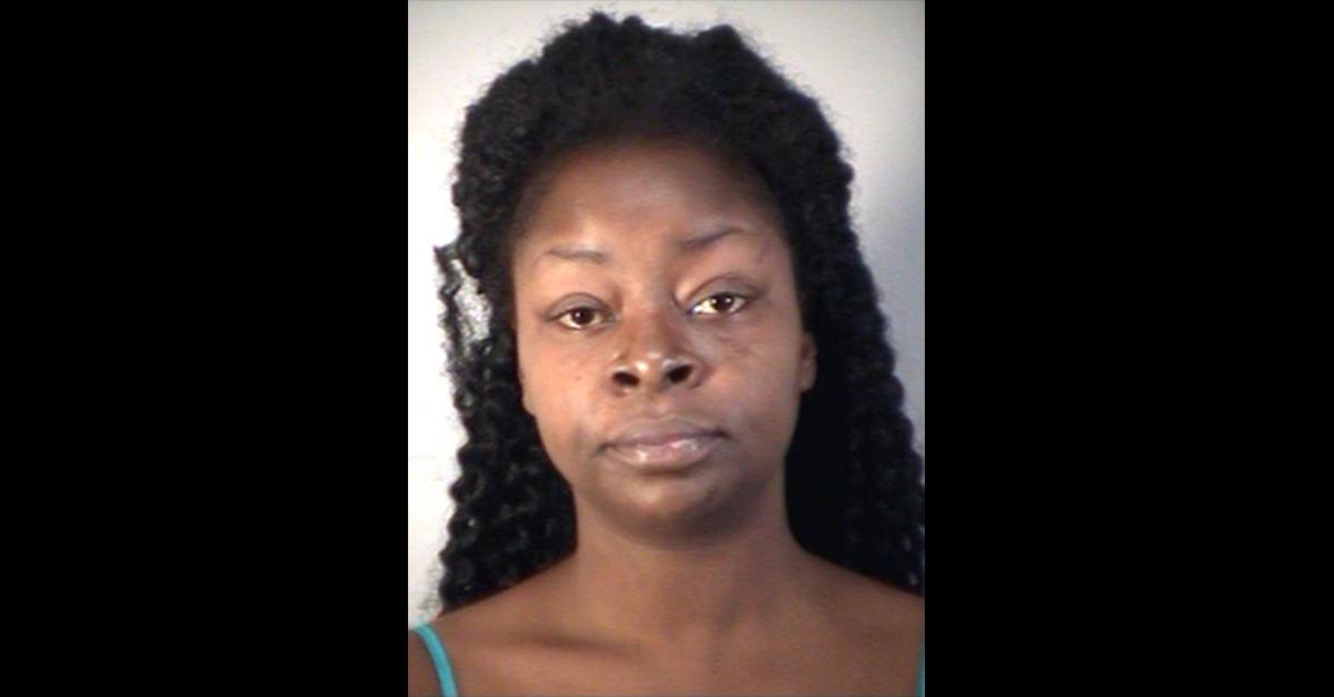 Florida Woman Black Belt