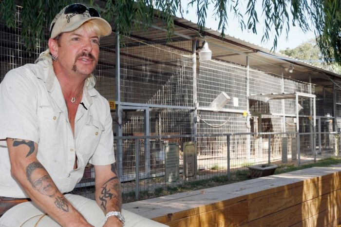Jeff Lowe Claims Joe Exotic Filmed Himself Sexually Abusing Animals